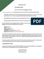 Cohesion y Marcadores Textuales