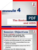 Module 4 (Basics of Sti, Hiv & Aids)