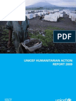 Unicef Humanitarian Action Report 2009