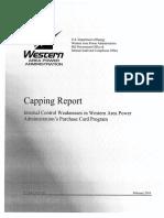 WAPA Capping Report
