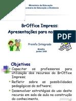 Uso Pedagógico do BROffice Impress