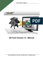 3D Tool Manual