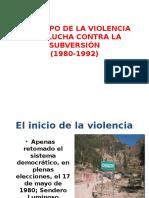 El Tiempo de La Violencia