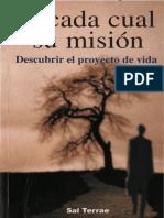 5.- Monbourquette, Jean - A Cada Cual Su Mision