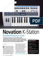 Novation K-station review