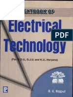 A Textbook of Electrical Technology by Rajput