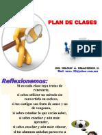 Guía de Plan de Clases Excelente