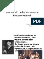 Clasificación de Las Vacunas y El Proceso Vacunal 18 Marzo 2016 Final
