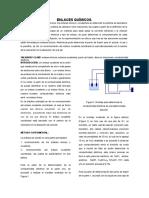 informe enlaces quimicos