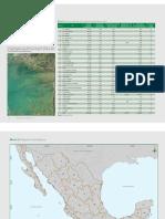 mapa hidrologia