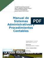 3Manual de Sistema y Procedimientos Contables