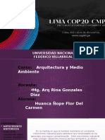 COP 20 - MEDIO AMBIENTE.pptx