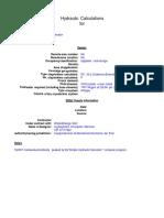 Calculte System SPK