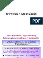 Tecnología y Organización