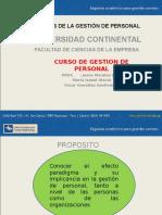 Diapositivas Paradigmas y Competencias Gestión de Personal 2