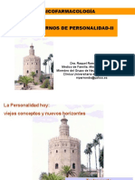Tratamiento Farmacologico de Los Trastornos de Personalidad-II
