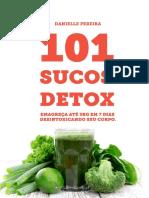 101 Sucos Detox