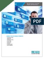 Matrix PBX Product Catalogue