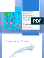 DRRRC in Asean
