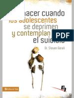 Que hacer cuando los adolecentes se derprimen y contemplan el suicidio.pdf