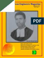 Alpha Eritrean Engineers Magazine 2017 February Issue-New