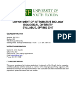 BSC2011 Sp17 Syllabus