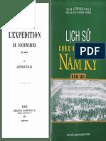 Lịch Sử Cuộc Viễn Chinh Nam Kỳ Năm 1861 - Léopold Pallu