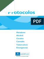 Protocolos - Adicciones