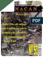 Revista Nacan # 50.