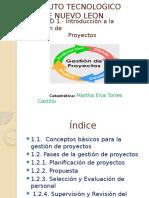 1Introducción a La Gestión de Proyectos (UI)