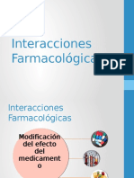 Interaccionesfarmacolgicas SEM 2