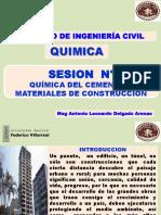 Quimica Del Cemento y Materiales de Construccion (1) en PDF