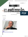 Entrevista | Elías Pino