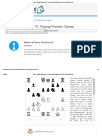 Day 10_ Playing Practice Games — 21 Days to Supercharge Your Chess by TheChessWorld