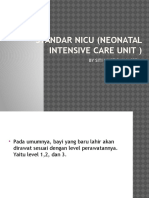 STANDAR NICU (Neonatal Intensive Care Unit )