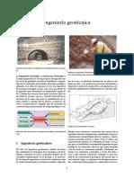 Ingenieria Geotecnia