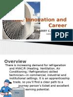 RAC Innovation and Career