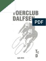 Toerclub Dalfsen  juli  2010