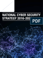 National Cyber Security Strategy 2016