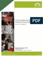 Kamus Kompetensi - CCSA