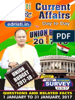 Edristi Current Affairs Jan 2017 V2