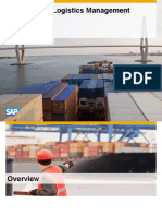 Sap Remote Logistics Management Powerpoint 2013
