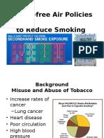 Smoke Free Air Public Health Agency