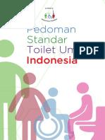 Pedoman Toilet Umum Indonesia