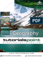 Geography Tutorials Point