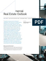 Commercial Realestate Out Look 2017