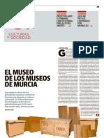 El Museo de Los Museos de Murcia 1