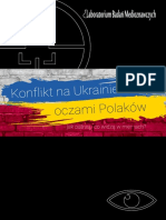 Konflikt na Ukrainie oczami Polaków - jak patrzą i co widzą w memach