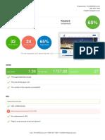 SEO Report Format