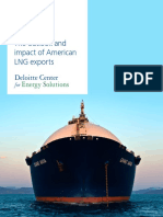 Us Er Five Years on the Outlook and Impact of American Lng Exports